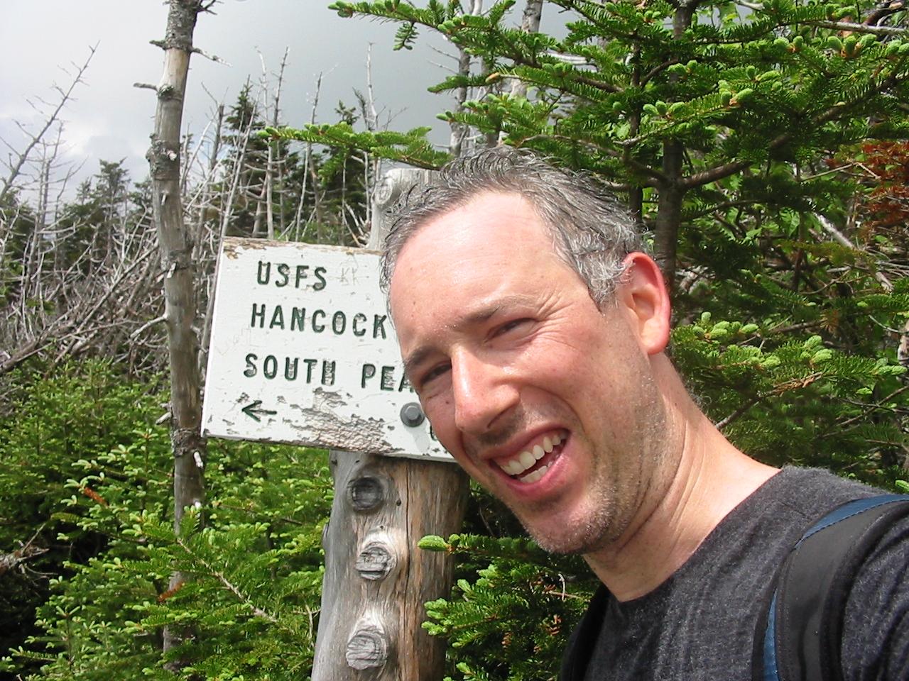 North Hancock Summit