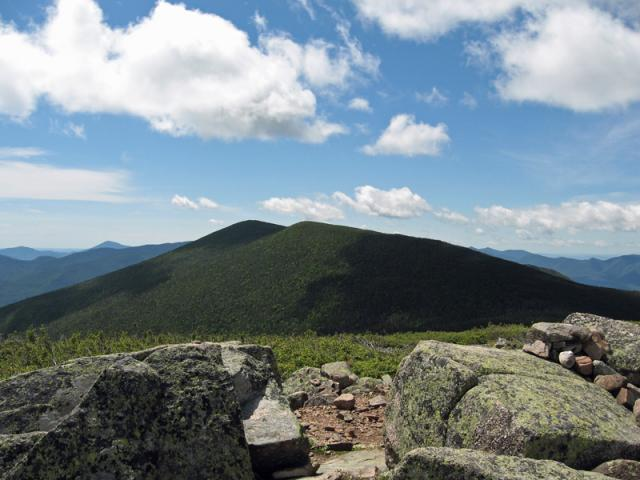 Mt. Bond from Mt. Guyot