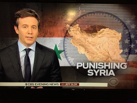CBS Evening News with Jeff Glor