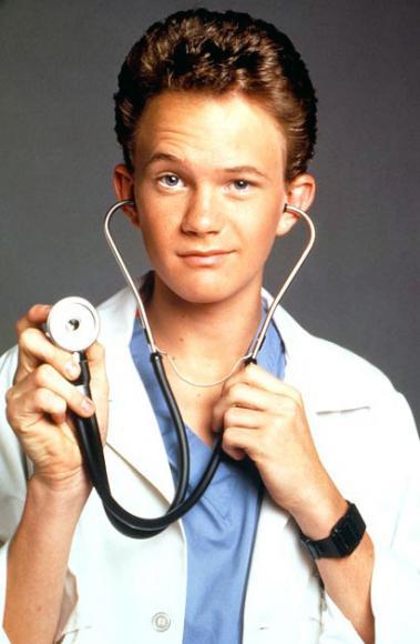 Neil Patrick Harris as Doogie Howser, M.D.