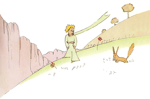 Christina and the Fox, The Wrong Way to Feed a Unicorn